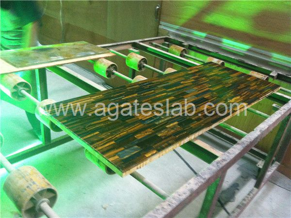 Agate slab process (3)