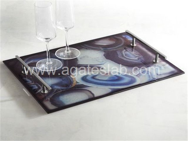 Agate stone tray (1)
