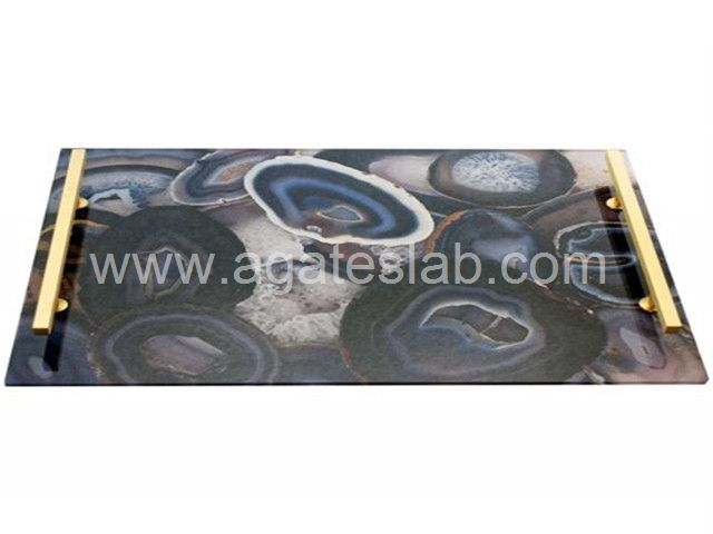 Agate stone tray (11)