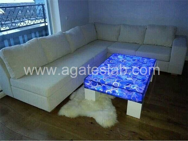 Agate stone table top (1)