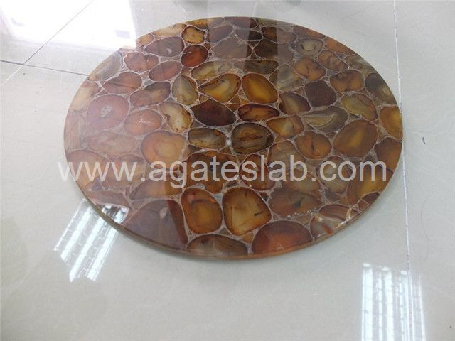 Agate stone table top (6)